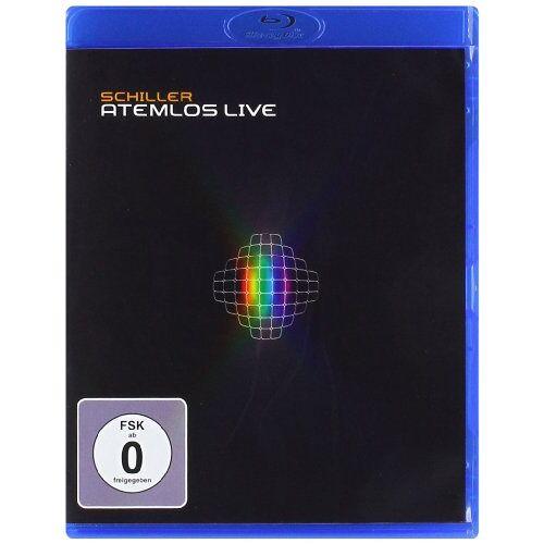- Schiller - Atemlos Live [Blu-ray] - Preis vom 13.05.2021 04:51:36 h