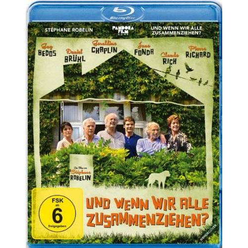 Stephane Robelin - Und wenn wir alle zusammenziehen? [Blu-ray] - Preis vom 20.10.2020 04:55:35 h