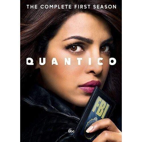 - Quantico: The Complete First Season [DVD] [Import] - Preis vom 12.06.2019 04:47:22 h