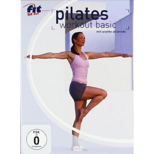 Elli Becker - Pilates Workout Basic - mit Anette Alvaredo - Preis vom 08.07.2019 04:43:32 h