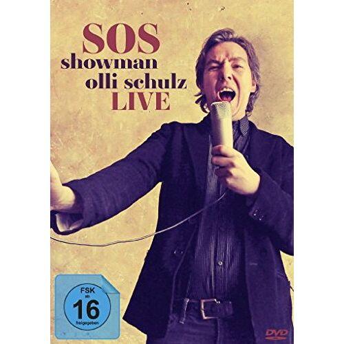 Olli Schulz - Olli Schulz: SOS - Showman Olli Schulz Live - Preis vom 10.04.2021 04:53:14 h
