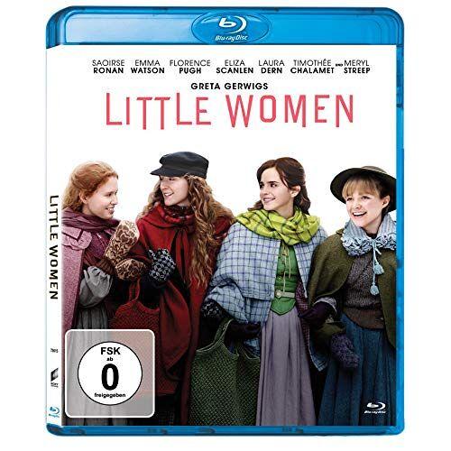 Greta Gerwing - Little Women - Blu-ray - Preis vom 05.03.2021 05:56:49 h