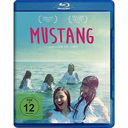 Deniz Gamze Ergüven - Mustang [Blu-ray] - Preis vom 03.03.2021 05:50:10 h