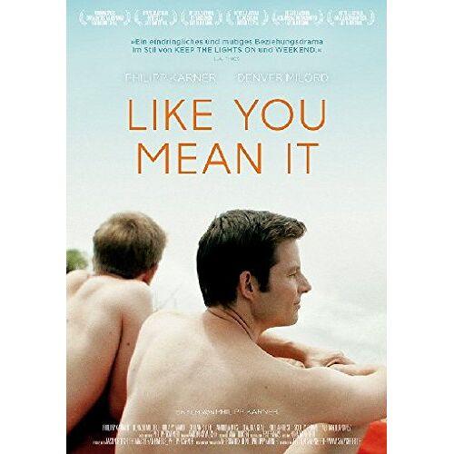 Phillipp Karner - Like you Mean it (OmU) - Preis vom 14.01.2021 05:56:14 h
