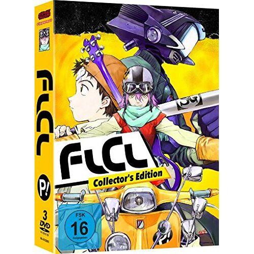 Kazuya Tsurumaki - FLCL / Furi Kuri - Gesamtausgabe [3 DVDs] - Preis vom 14.04.2021 04:53:30 h