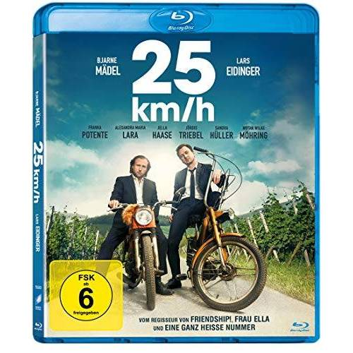 Markus Goller - 25 km/h [Blu-ray] - Preis vom 20.10.2020 04:55:35 h