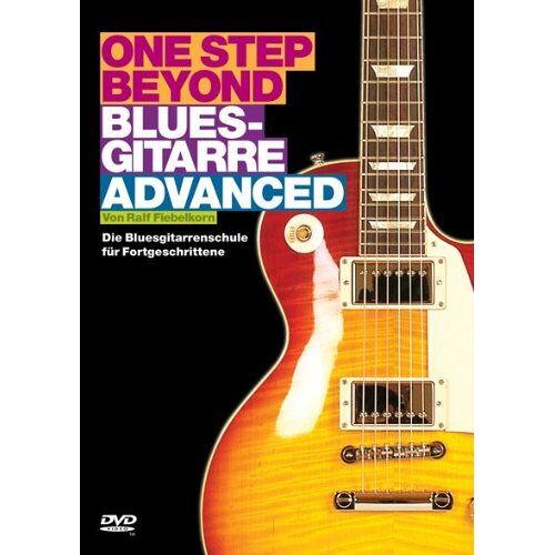 - One Step Beyond: Bluesgitarre Advanced. Die Bluesgitarrenschule für Fortgeschrittene (DVD) - Preis vom 12.08.2019 05:56:53 h