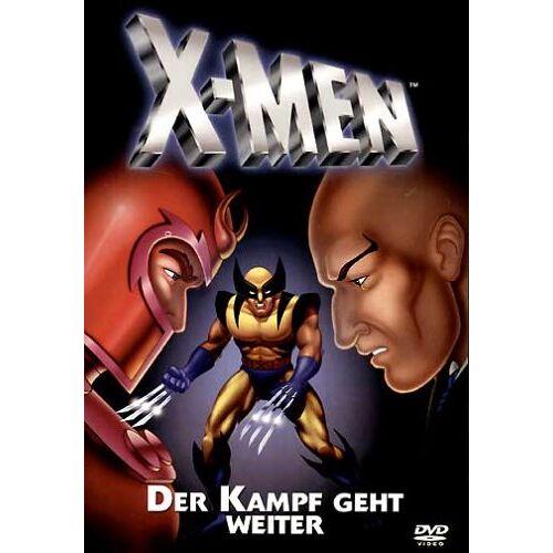 Dan Hennessy - X-Men - Der Kampf geht weiter (Zeichentrick) - Preis vom 04.05.2021 04:55:49 h