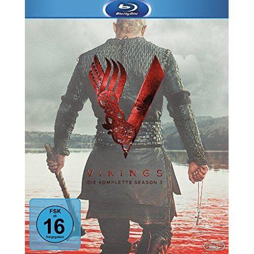 Gustaf Skarsgard - Vikings - Season 3 [Blu-ray] - Preis vom 20.10.2020 04:55:35 h