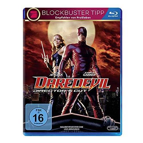 - Daredevil [Blu-ray] - Preis vom 18.10.2020 04:52:00 h