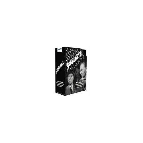 Jürgen Roland - Stahlnetz [9 DVDs] - Preis vom 16.01.2021 06:04:45 h