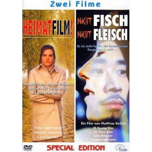 - Heimatfilm & Nicht Fisch, nicht Fleisch - Preis vom 24.02.2020 06:06:31 h