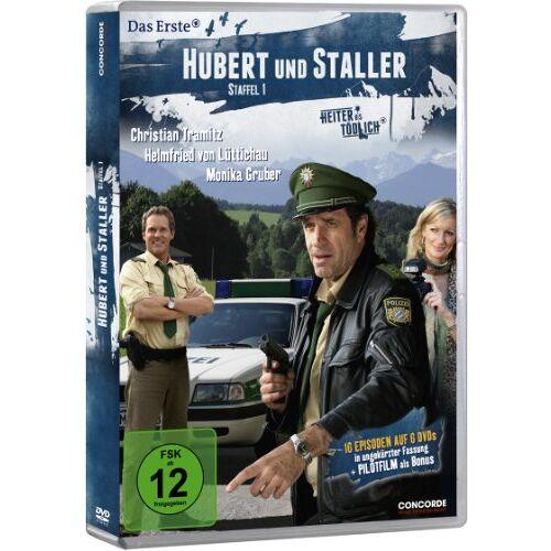 Oliver Mielke - Hubert und Staller - Staffel 1 [6 DVDs] - Preis vom 12.05.2021 04:50:50 h