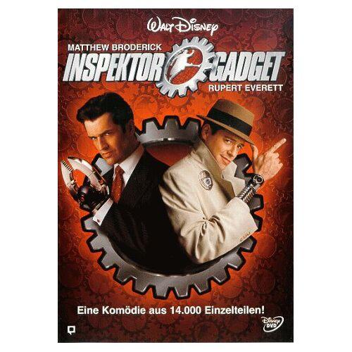 David Kellogg - Inspektor Gadget - Preis vom 23.02.2021 06:05:19 h
