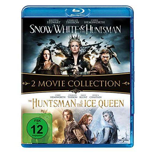 Rupert Sanders - Snow White & the Huntsman / The Huntsman & The Ice Queen [Blu-ray] - Preis vom 20.10.2020 04:55:35 h
