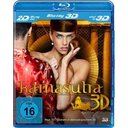 Amir Assadi - Kamasutra 3D [3D Blu-ray] - Preis vom 07.09.2020 04:53:03 h