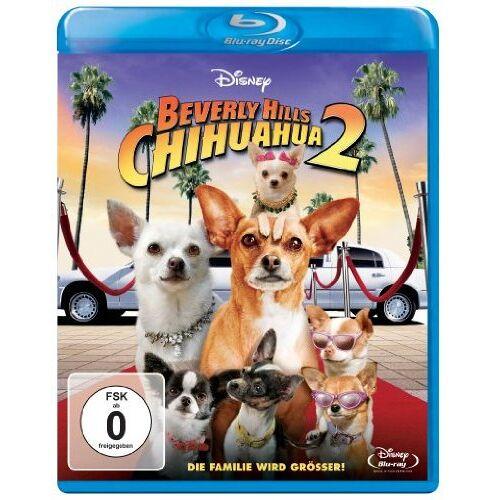 Alex Zamm - Beverly Hills Chihuahua 2 [Blu-ray] - Preis vom 10.12.2019 05:57:21 h
