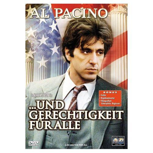 Al Pacino - ... Und Gerechtigkeit für alle - Preis vom 14.05.2021 04:51:20 h