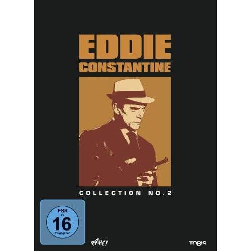 Eddie Constantine - Eddie Constantine Collection No. 2 [3 DVDs] - Preis vom 03.03.2021 05:50:10 h