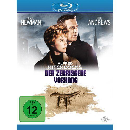 Alfred Hitchcock - Der zerrissene Vorhang [Blu-ray] - Preis vom 04.09.2020 04:54:27 h