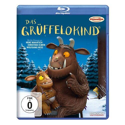 Johannes Weiland - Das Grüffelokind [Blu-ray] - Preis vom 09.04.2021 04:50:04 h