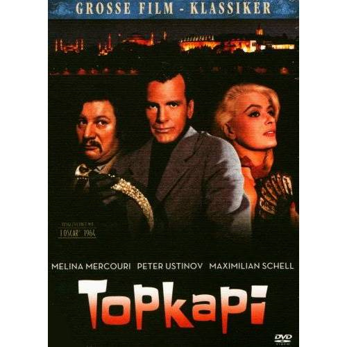 Jules Dassin - Topkapi - Preis vom 20.10.2020 04:55:35 h
