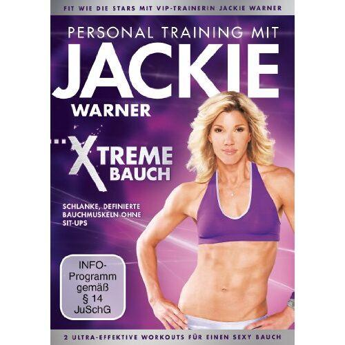 Jackie Warner - Personal Training mit Jackie Warner - Xtreme Bauch - Preis vom 21.10.2020 04:49:09 h