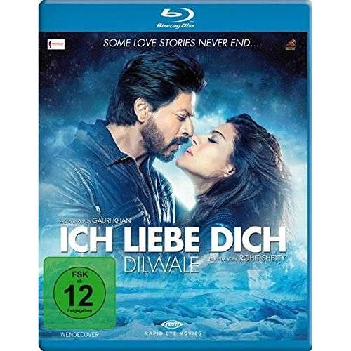 Rohit Shetty - Dilwale - Ich liebe Dich [Blu-ray] - Preis vom 13.05.2021 04:51:36 h