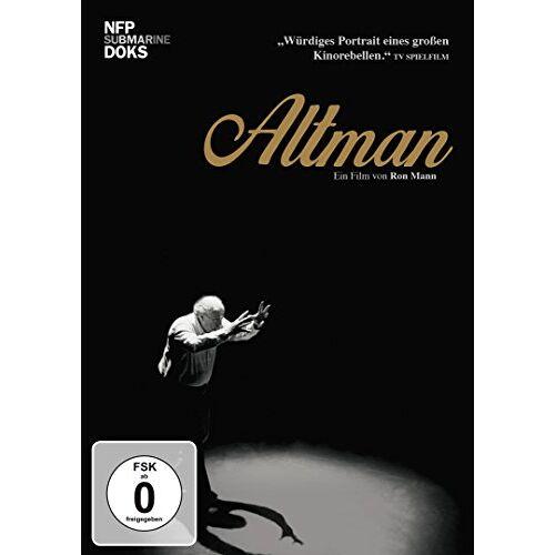 Robert Altman - Altman - Preis vom 06.09.2020 04:54:28 h