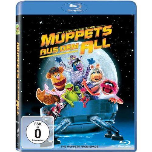 Tim Hill - Muppets aus dem All [Blu-ray] - Preis vom 04.09.2020 04:54:27 h