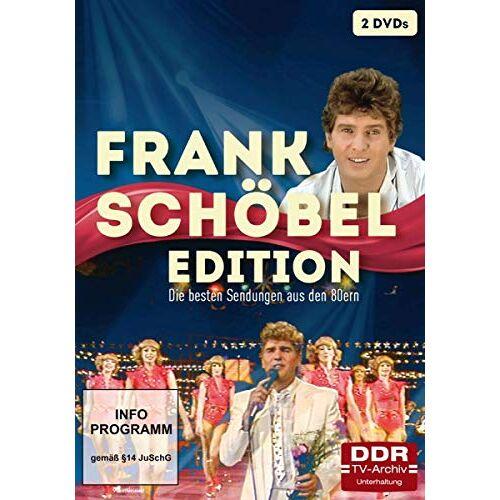 Karl-Heinz Boxberger - Frank Schöbel - Edition - Die besten Sendungen aus den 80ern [2 DVDs] - Preis vom 06.03.2021 05:55:44 h