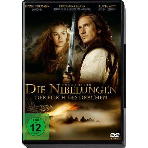 Uli Edel - Die Nibelungen - Der Fluch des Drachen - Preis vom 06.09.2020 04:54:28 h
