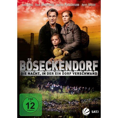 Oliver Dommenget - Böseckendorf - Die Nacht, in der ein Dorf verschwand - Preis vom 13.05.2021 04:51:36 h