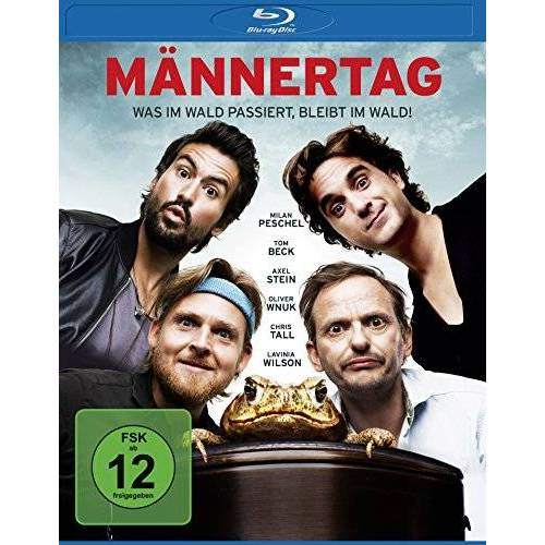 Holger Haase - Männertag [Blu-ray] - Preis vom 18.10.2020 04:52:00 h