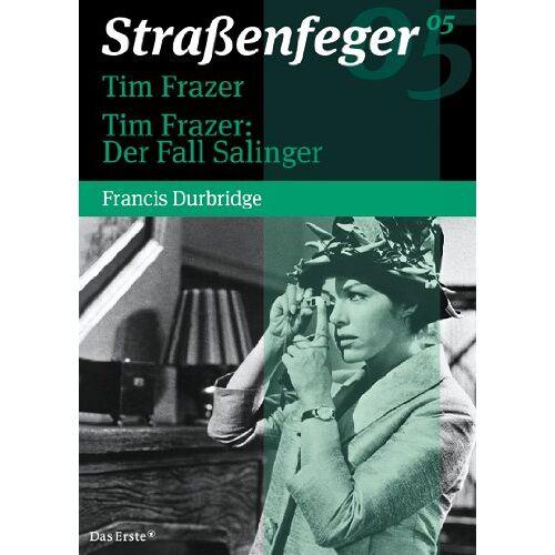 Max Eckard - Straßenfeger 05 - Tim Frazer / Tim Frazer: Der Fall Salinger - Preis vom 11.05.2021 04:49:30 h