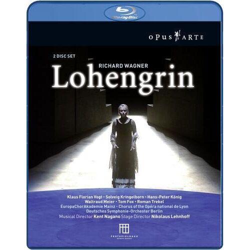 Nikolaus Lehnhoff - Richard Wagner - Lohengrin [Blu-ray] - Preis vom 05.05.2021 04:54:13 h