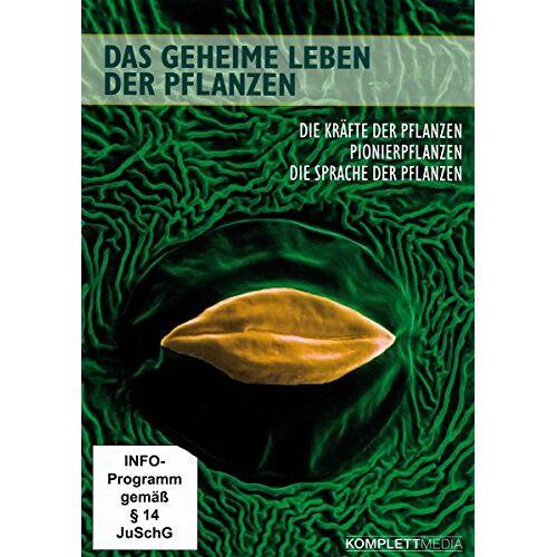 Various - Das geheime Leben der Pflanzen: Die Kräfte der Pflanzen - Pionierpflanzen - Die Sprache der Pflanzen - Preis vom 25.02.2021 06:08:03 h