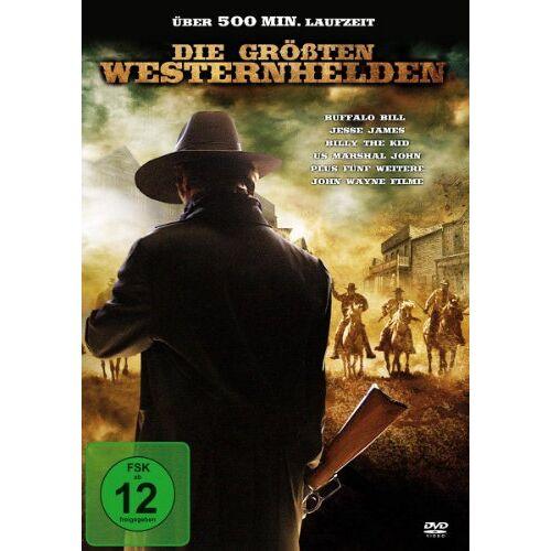 Joseph Kane - Die größten Westernhelden [2 DVDs] - Preis vom 27.01.2020 06:03:55 h
