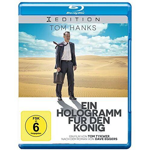 Tom Tykwer - Ein Hologramm für den König [Blu-ray] - Preis vom 01.12.2019 05:56:03 h