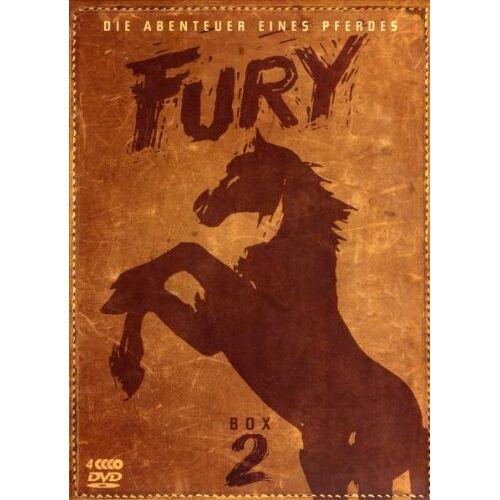 Ray Nazarro - Fury - Box 2 [4 DVDs] - Preis vom 25.02.2021 06:08:03 h