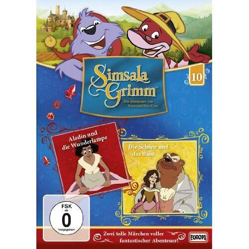 - SimsalaGrimm 10 - Aladin / Die Schöne und das Biest - Preis vom 13.05.2021 04:51:36 h