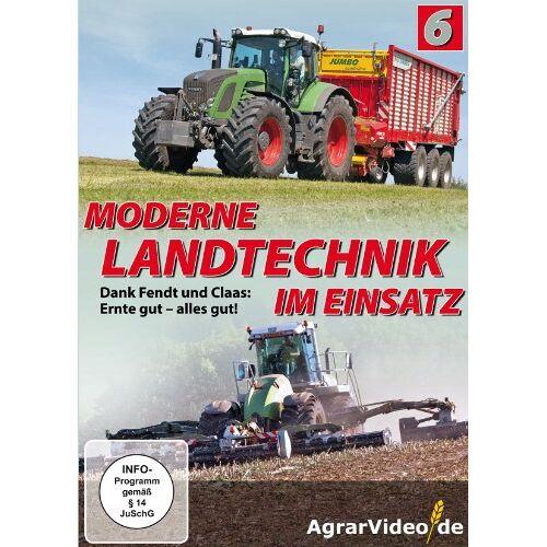 - Moderne Landtechnik im Einsatz - Teil 6 - Preis vom 11.05.2021 04:49:30 h
