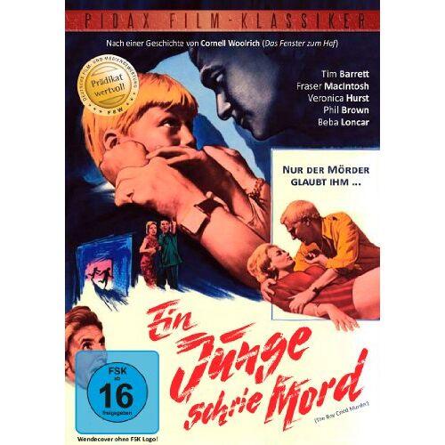 George Breakston - Pidax Film-Klassiker: Ein Junge schrie Mord - Preis vom 03.05.2021 04:57:00 h
