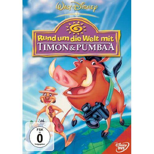 - Rund um die Welt mit Timon & Pumbaa - Preis vom 11.05.2021 04:49:30 h