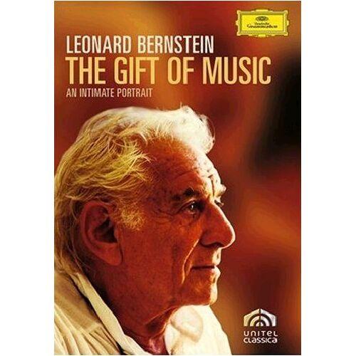 Leonard Bernstein - Bernstein, Leonard - The Gift of Music: Ein Portrait von Bernstein - Preis vom 04.09.2020 04:54:27 h