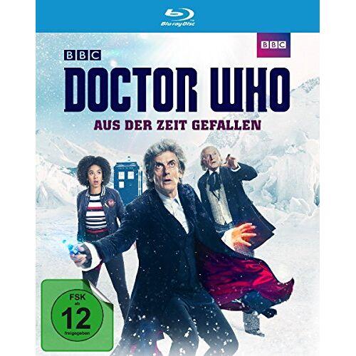 Rachel Talalay - Doctor Who - Aus der Zeit gefallen [Blu-ray] - Preis vom 23.01.2021 06:00:26 h