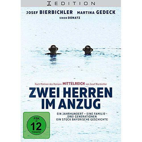 Josef Bierbichler - Zwei Herren im Anzug - Preis vom 01.03.2021 06:00:22 h