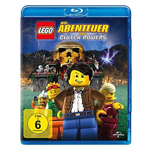 Howard Baker - Lego - Die Abenteuer von Clutch Powers [Blu-ray] - Preis vom 03.04.2020 04:57:06 h