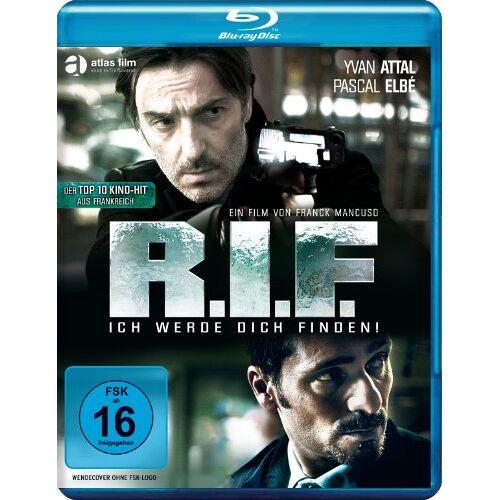Franck Mancuso - R.I.F. - Ich werde dich finden! [Blu-ray] - Preis vom 19.01.2021 06:03:31 h