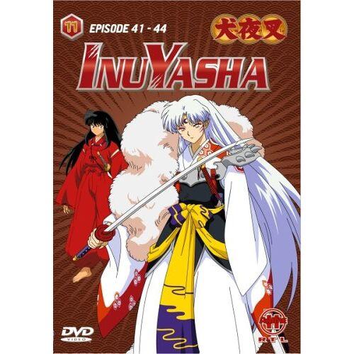 - InuYasha, Vol. 11, Episode 41-44 - Preis vom 25.02.2021 06:08:03 h